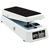 Dunlop 105q crybaby Bass El primer pedal wah diseñado por bajistas para bajistas que incorpora un circuito de potenciometro eq