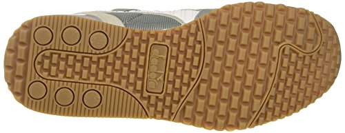 Diadora Titan II, Chaussures de Gymnastique Homme Gris (Grigio Cenere Bianco)