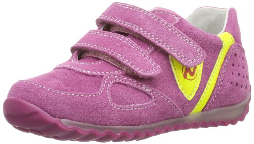 Naturino  NATURINO ISAO., chaussons d'intérieur fille Rose - Pink (FUXIA 9122)