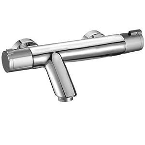 Clever 98928 Grifo termostático de baño/ducha, sin accesorios