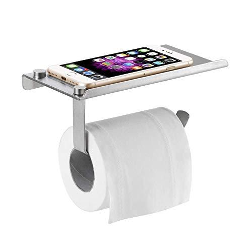 Portarrollos para papel higiénico Agua antiguo papel higiénico toallero estante incorporado portarrollos wc admitir stand Accesorios de inodoro