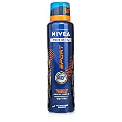 Nivea 150ml For Men Sport 48H Anti-Perspirant Deodorant