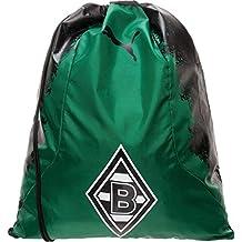Puma BMG Fan Wear Gym Saco Turn Bolsa, Power Green de Puma Black, UA