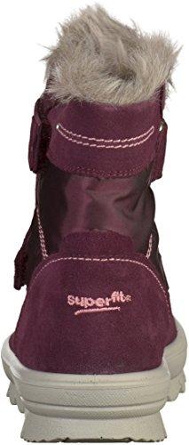 Superfit Flavia, Bottes de Neige fille Violett (eggplant KOMBI)