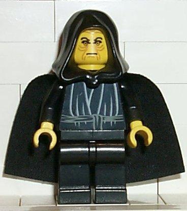 LEGO Star Wars - Minifigur Imperator Palpatine (Emperor Palpatine)