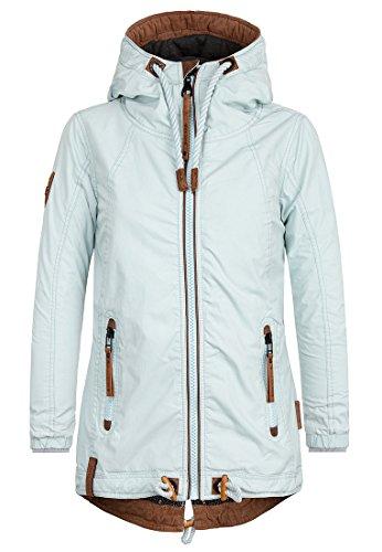 Naketano Female Jacket Arsch im Ärmel Pastel Mint, XS