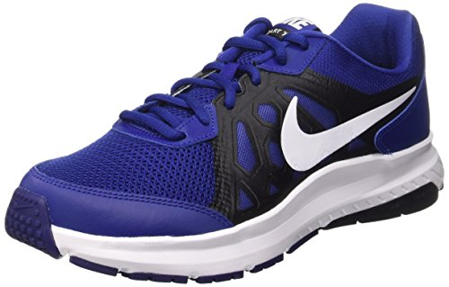 Nike Dart 11 Herren Laufschuhe, Blau (Deep Royal Blue/White-Blck-Wht 402), 44.5 EU -