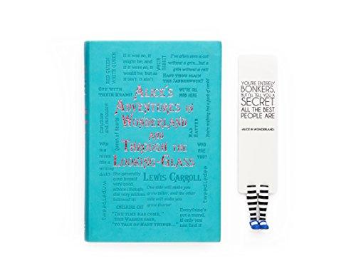 Alice im Wunderland – handgemachtes Lesezeichen - 6