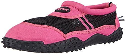 Playshoes Badeschuhe, Aquaschuhe, Surfschuhe für Damen 174503 Damen Aqua Schuhe, Pink (pink 18), EU 38