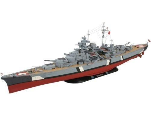 Revell 05040 - Battleship Bismarck