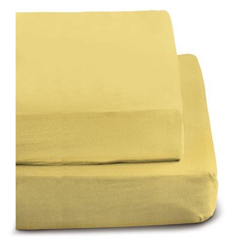 Sábana encimera, 150x250 cm, Color Amarillo