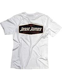 Jesse James T-Shirt Workwear Branded