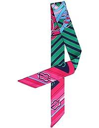 CHIC DIARY Foulard Ruban Cache-col Echarpe Magique Femme Décoration Sac à Main,Cheveux,Pantalon,Jeans,Bandeau Accessoire Soirée Fête Réunion