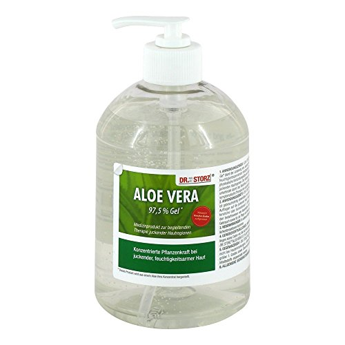 Aloe Vera Gel 97,5% Doktor Storz 500 ml