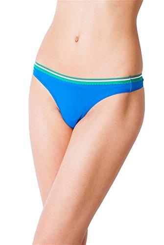 Nike Dri-FIT 138275 String taille basse (322658) Bleu - Bleu