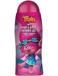 Trolls 2in1 Hair & Body Gel Douche 250 ml