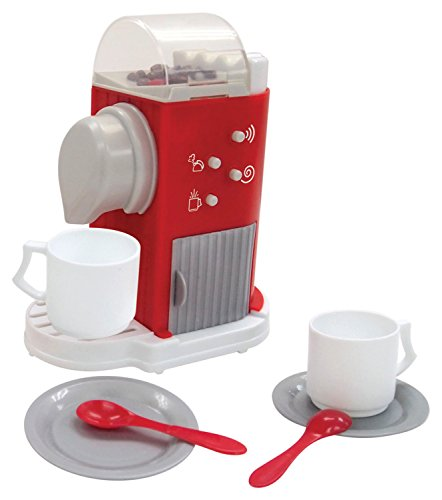 von My Sweet Home 8016274ES - Espresso Set mit Sound