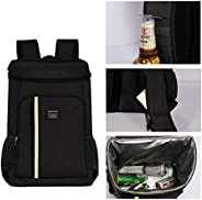 JHhome Cooler Bags Insulated Reusable Meal Prep Lunch Bag Tote Cooling Lunch Boxes for Men Work Beach Picnic O