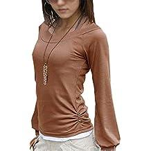 b4a1a6a8b68af7 Mississhop Japan Style Moderne Bluse Tunika Longshirt S M L XL 36 38 40 42