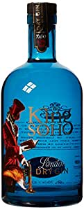 The King of Soho Gin, 70 cl