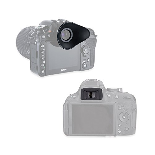 Zoom IMG-3 jjc oculare 2 pezzi gomma