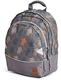 Preisvergleich für 4660 Kindergarten backpack, Grey, size ONE SIZE