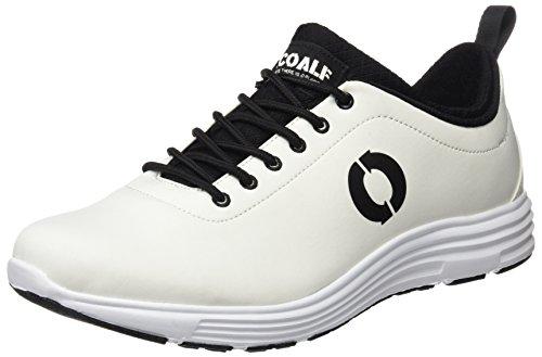 ECOALF Unisex-Erwachsene California Sneakers Low-Top Blau