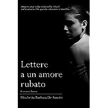 Lettere a un amore rubato