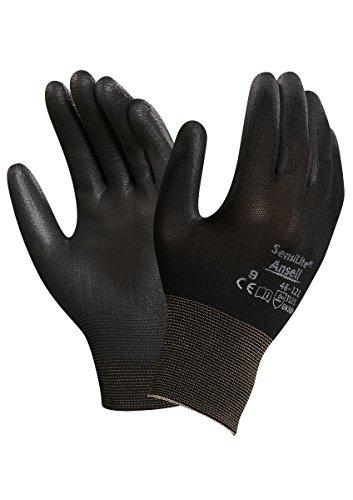 ansell-sensilite-48-121-gants-pour-usages-multiples-protection-mecanique-noir-taille-10-sachet-de-12