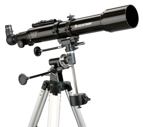 Celestron PowerSeeker 70 EQ - 70/700 Refraktor Teleskop