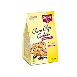 Biscuits avec pépites de chocolat - (Pepitas)