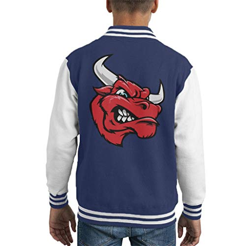 d Furious Kid's Varsity Jacket ()