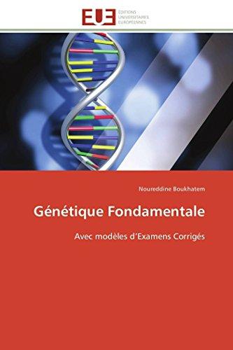 Génétique fondamentale