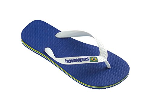 Havaianas - Claquettes/Tongs/Sabots - tong brasil logo - Taille 33/34