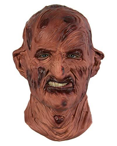 (Horror-Shop Freddy Foamlatex Maske Supreme)