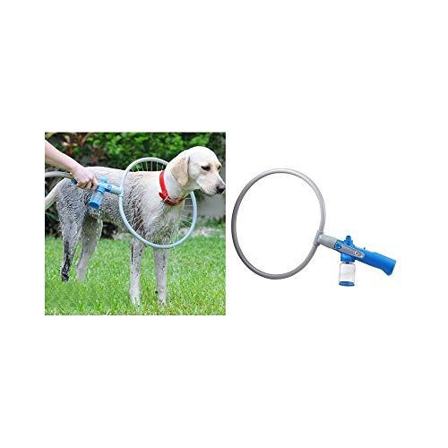Trade Shop traesiocomfort Wash 360Ring Medium für Waschen Hund Katze Haustiere Reinigung -
