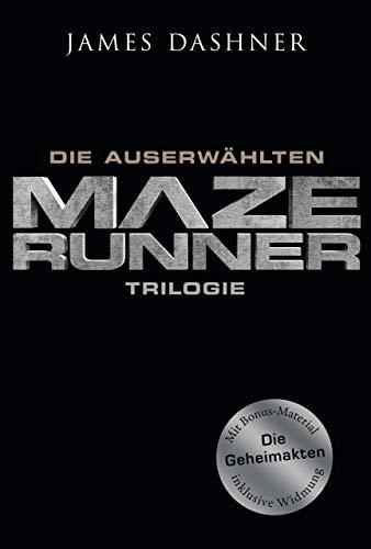 Maze Runner-Trilogie - Die Auserwählten: E-Box mit Bonusmaterial (Die Auserwählten – Maze Runner)