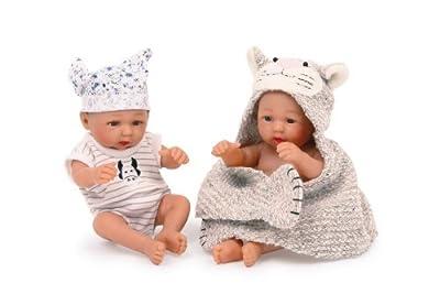 small foot company - Muñeco bebé de small foot company