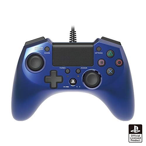 Hori Pad FPS Plus Blue Version [PS3/PS4 brand new][Japanische Importspiele]