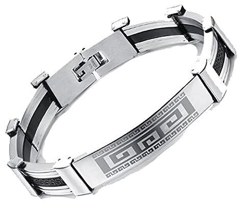 SaySure- Bracelets For Man Chain Link Best Friends Men's Bracelet
