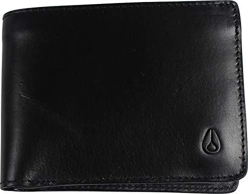 Nixon - Mens Cape Leather Slim Wallet -