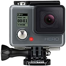 GoPro HERO Actionkamera (5 Megapixel, 71,3 mm x 67,1 mm x 39,0 mm)