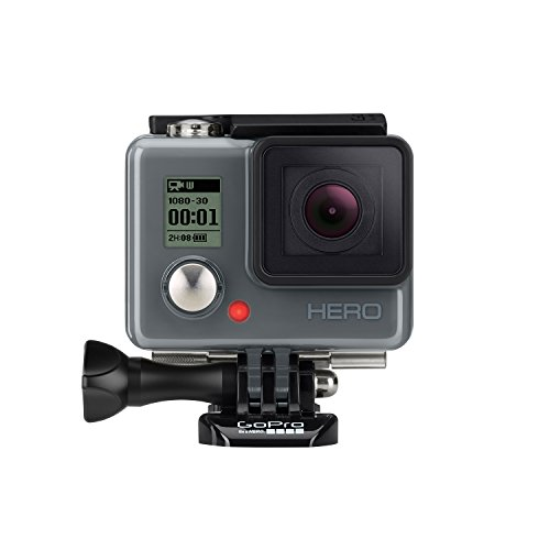 GoPro HERO Actionkamera (5 Megapixel, 71,3 mm x 67,1 mm x 39,0 mm) (Hero Go 1 Pro)