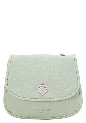 Liebeskind Panama Mini Bag Umhängetasche Leder 15 cm (Leder Handtasche Baguette)