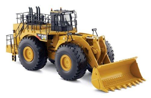 RC Auto kaufen Baufahrzeug Bild: NORSCOT Cat 994F Radlader mit Metall Geländer Maßstab: 1: 50*