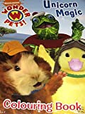 Wonderpets Colouring Book