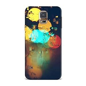Samsung S5 Case, Samsung S5 Hard Protective SLIM Printed Cover [Shock Resistant Hard Back Cover Case] Designer Printed Case for Samsung S5 -50M-MP829