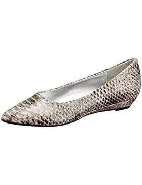 City Walk, Ballerine donna Marrone braun-taupe-beige 37