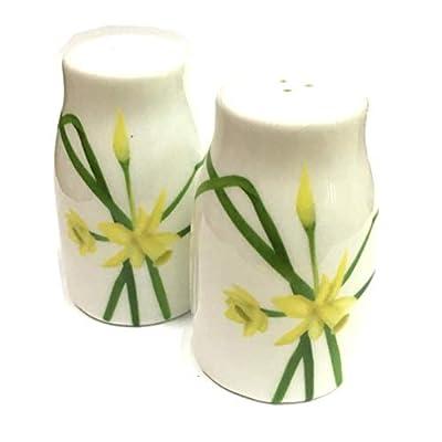Daffodils Salt & Pepper Cruet Set [wh108] from Pendragon