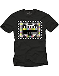 Big Bang Theory T-Shirt TESTBILD Herren / Männer